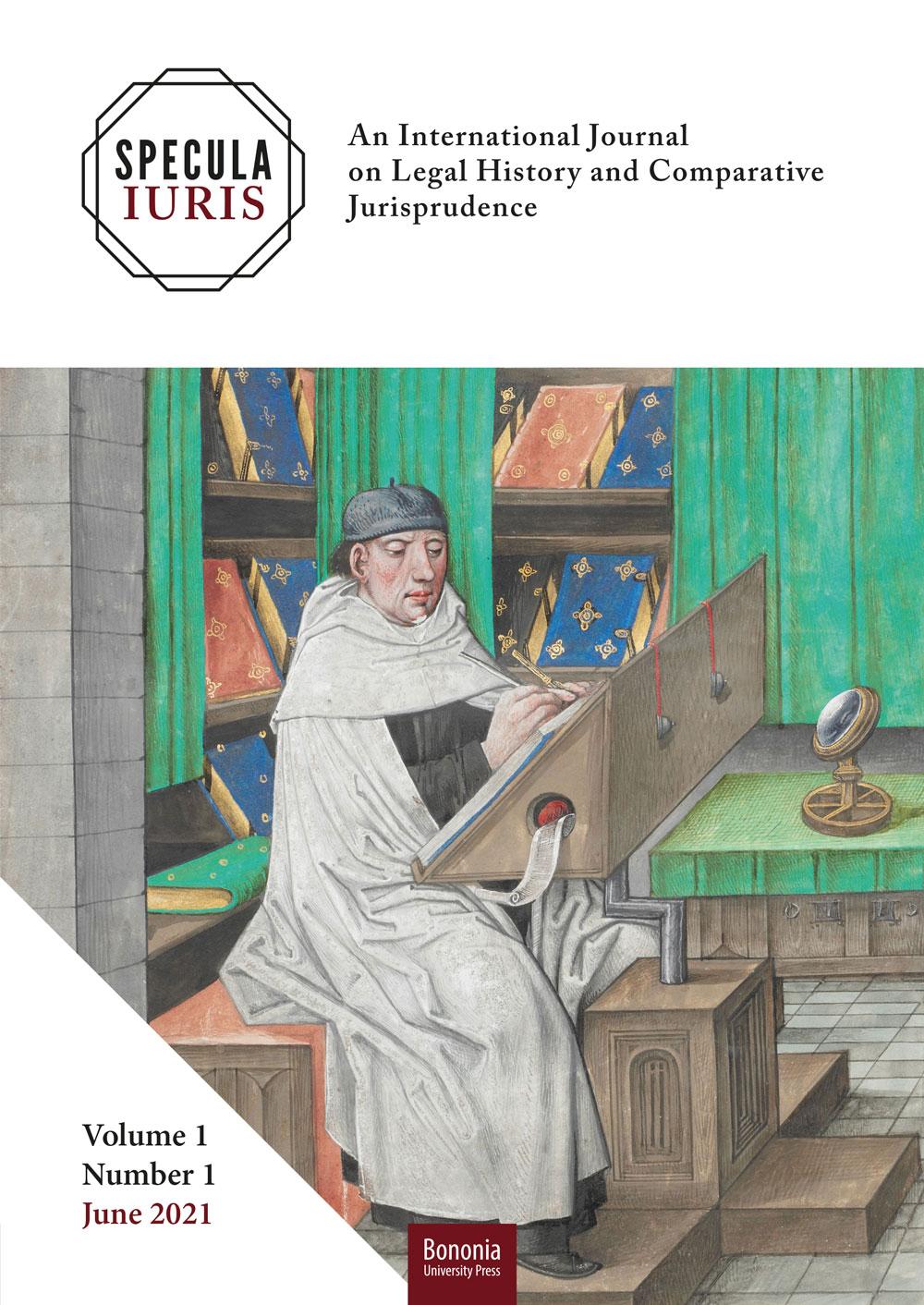 Specula Iuris - Bononia University Press