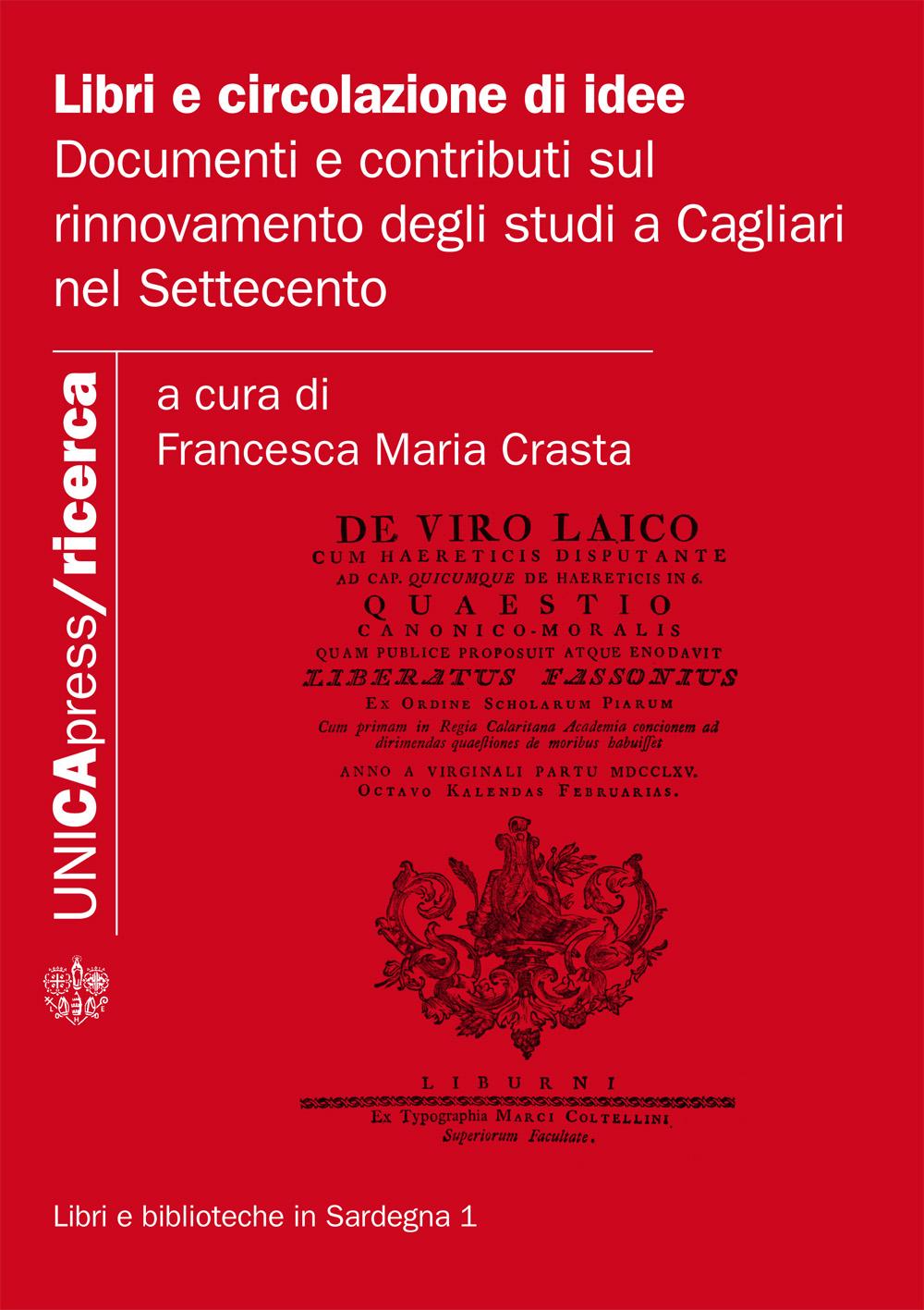 Libri e circolazione di idee - Bononia University Press