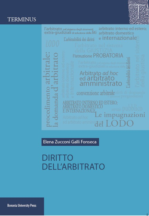 Diritto dell'arbitrato - Bononia University Press