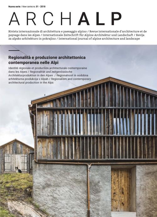 ArchAlp - N. 1 - 2018 - Bononia University Press