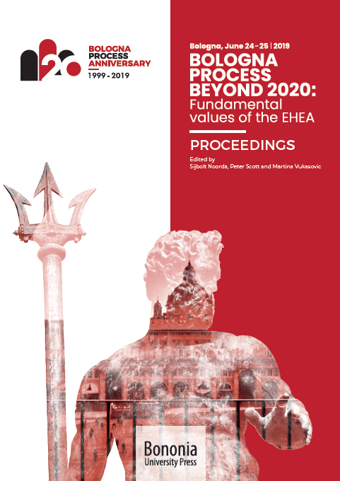 Bologna Process Beyond 2020 - Bononia University Press