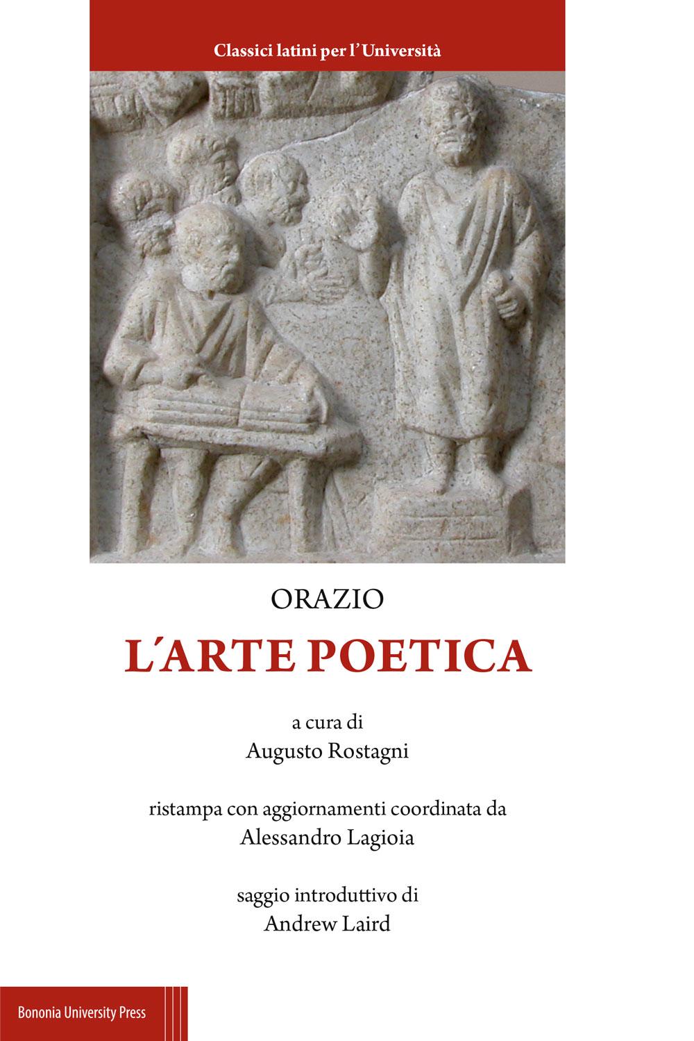 Orazio. L'arte poetica - Bononia University Press