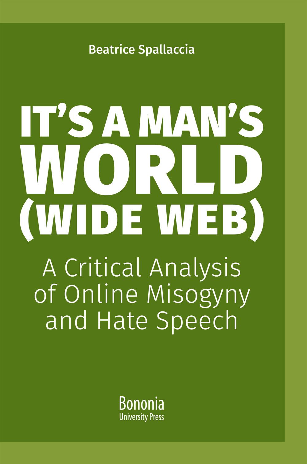 It's a Man's World (Wide Web) - Bononia University Press