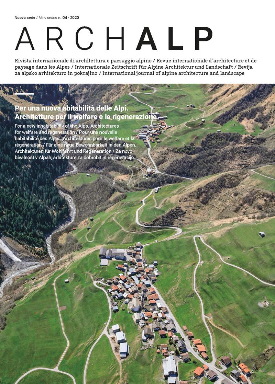 ArchAlp - N. 4 - 2020 - Bononia University Press