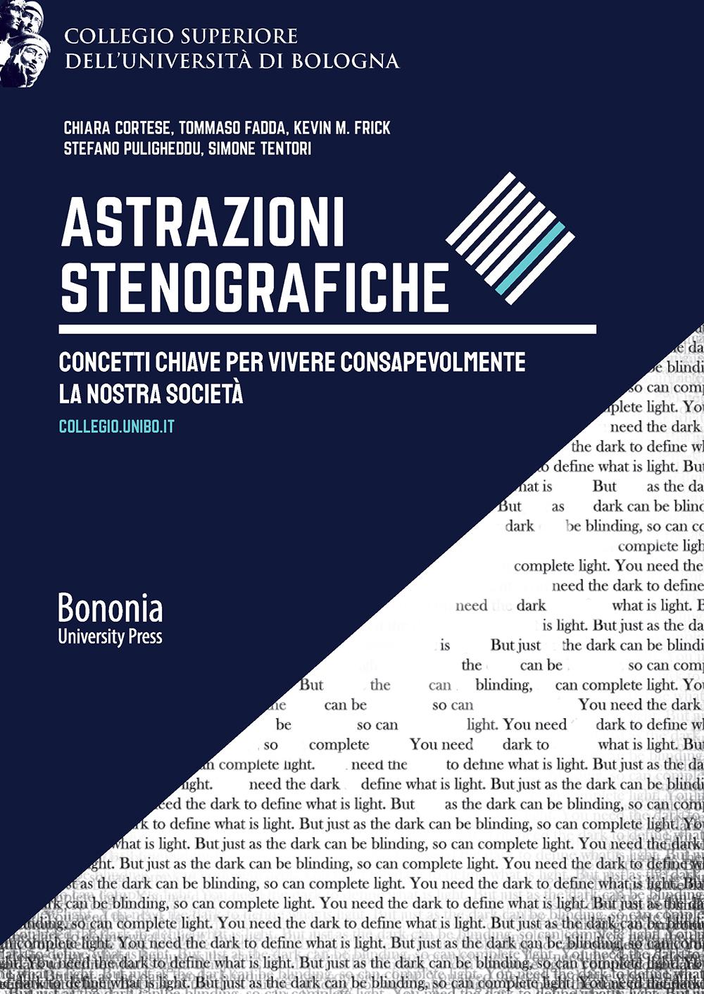 Astrazioni stenografiche - Bononia University Press