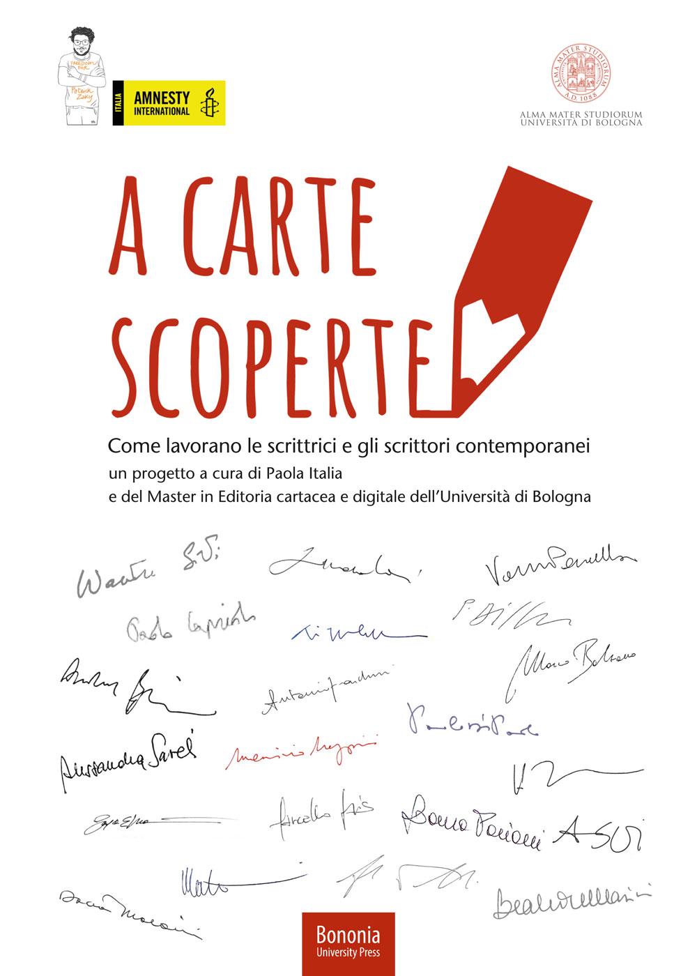 A carte scoperte - Bononia University Press
