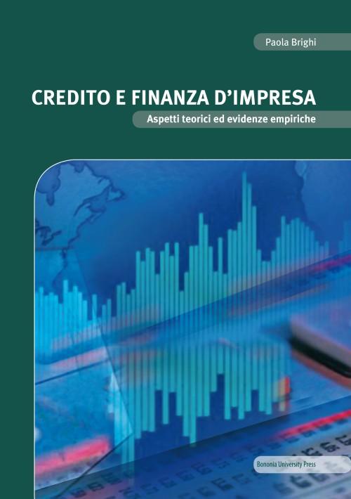 Credito e finanza d'impresa - Bononia University Press